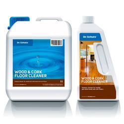 Wood & Cork Floor Cleaner Очиститель для паркета и пробки (лак)