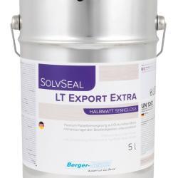 1-компонентный лак на растворителях Berger LT-Export Extra (Германия) 5 л