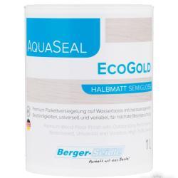 1-компонентный лак на водной основе Berger Aqua-Seal EcoGold (Германия)