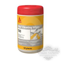 SikaCleaning Wipes-100 (50 шт)